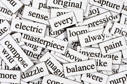 Магическое число. Сколько слов английских слов нужно знать, чтобы говорить?